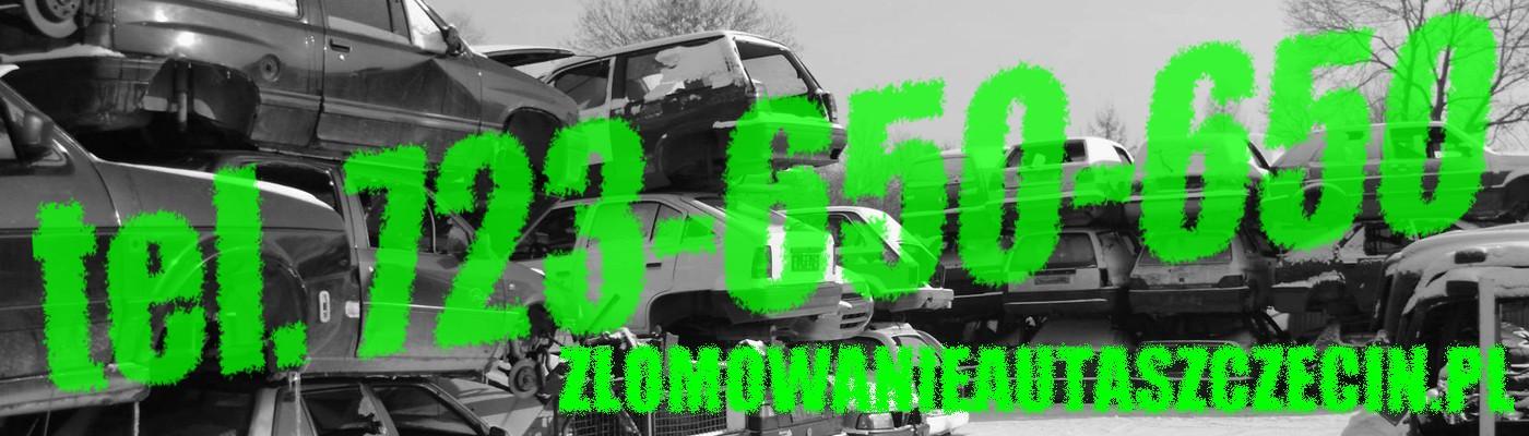 Złomowanie auta Szczecin